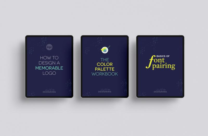 Brand Design Workbooks