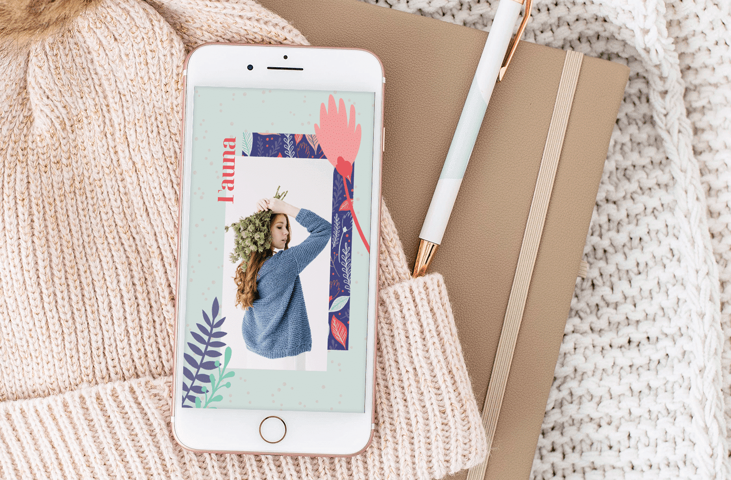 Fauna Design Instagram Story Template