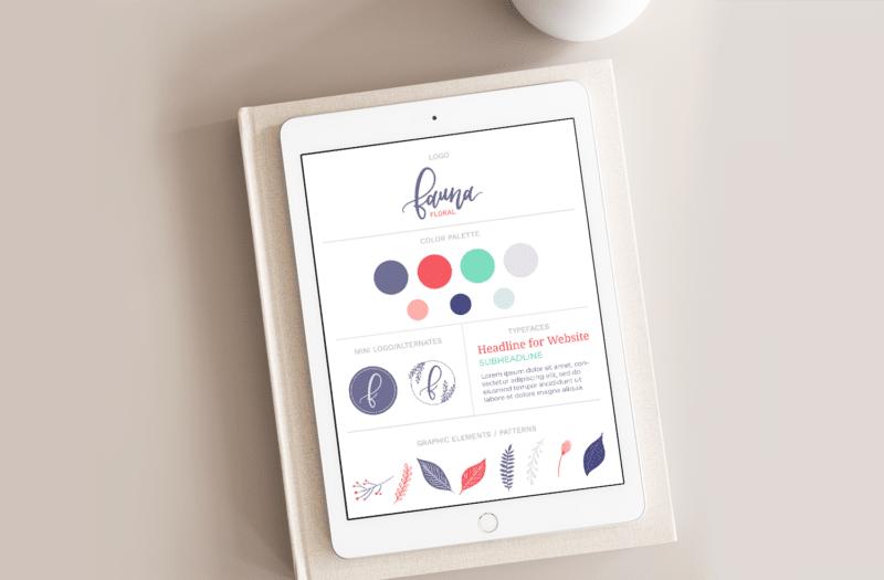 Fauna Design Brand Style Guide