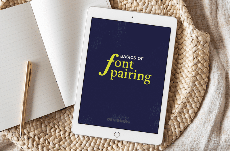 Basics of Font Pairing