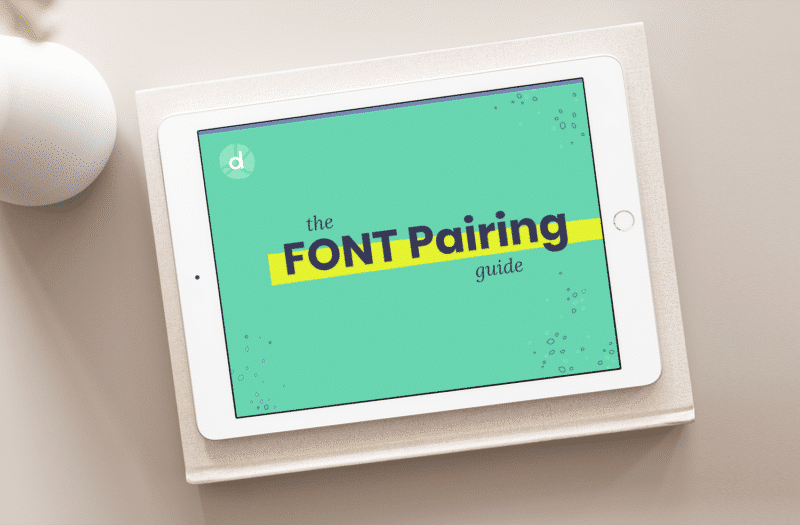 The Font Pairing Guide