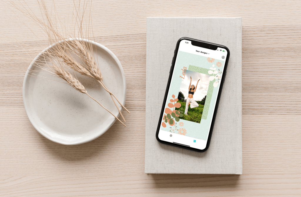 Leda Design Instagram Story Template