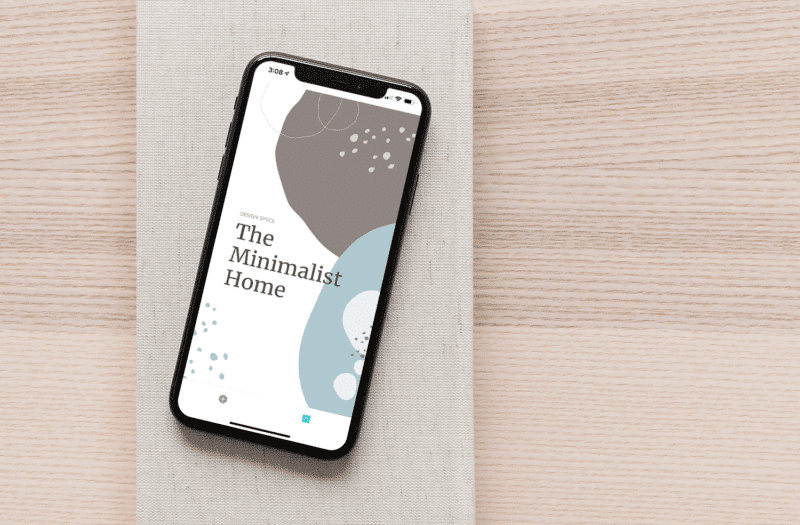Minima Design Instagram Story Template
