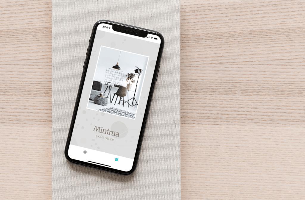 Minima Design Instagram Story Template