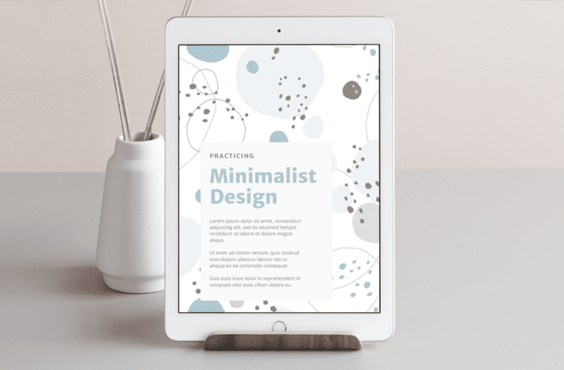 Minima Design Ebook Cover Design